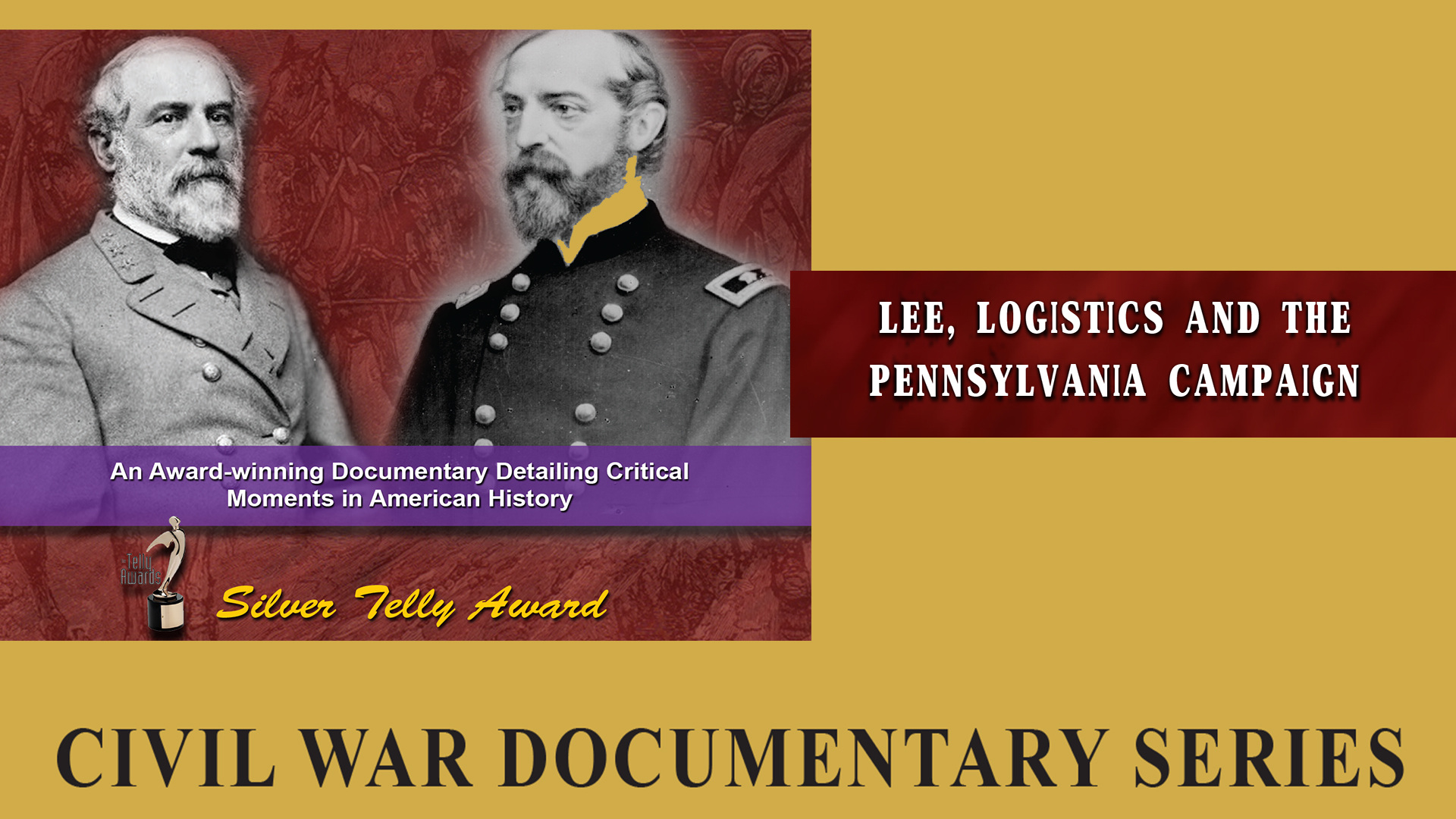 L4831 - Retreat From Gettysburg Lee, Logistics & The Pennsylvania Campaign