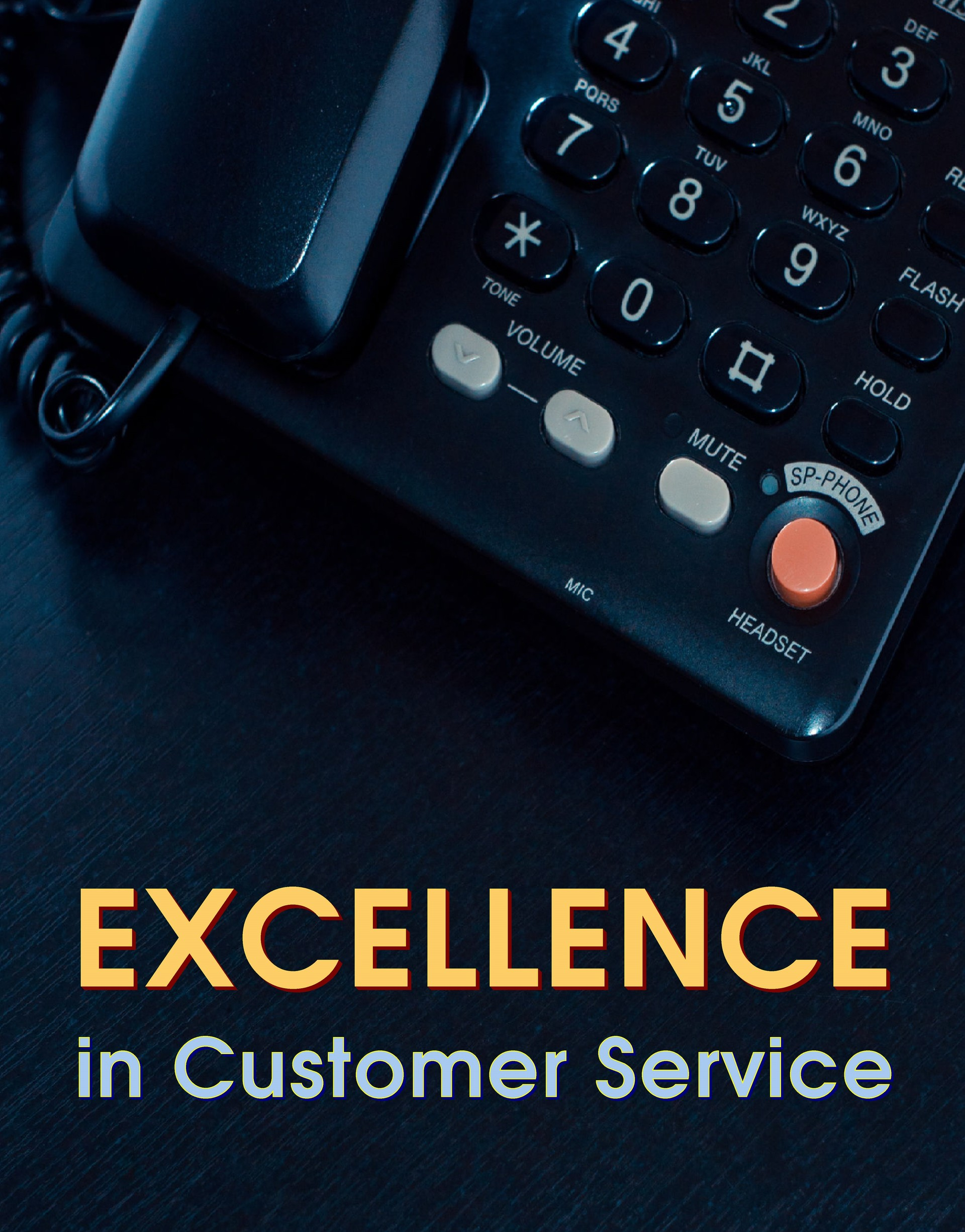 L7042 - Excellence in Customer Service