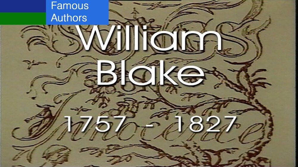 L7872 - Famous Authors: The Life and Work of  William Blake