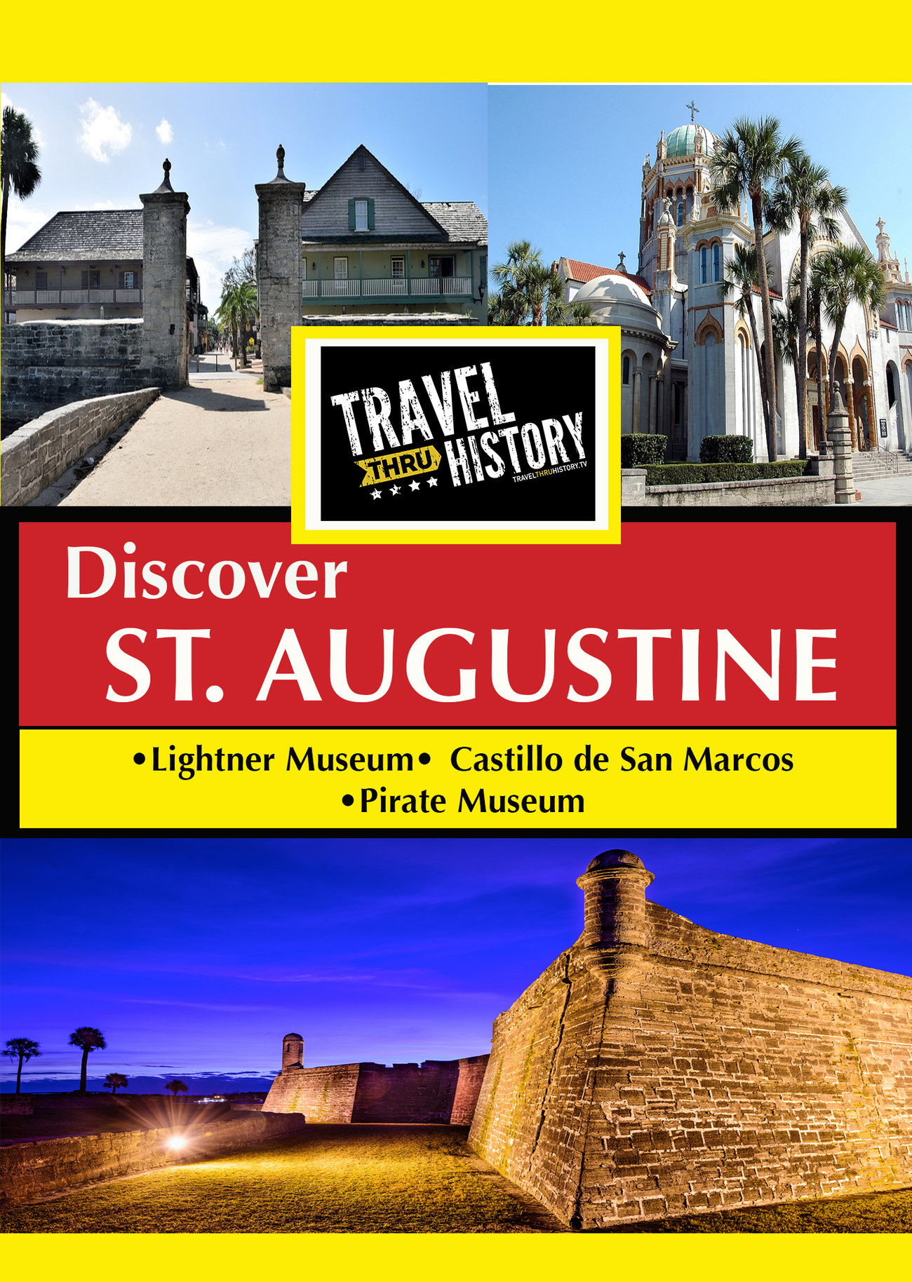 T8954 - Discover St. Augustine