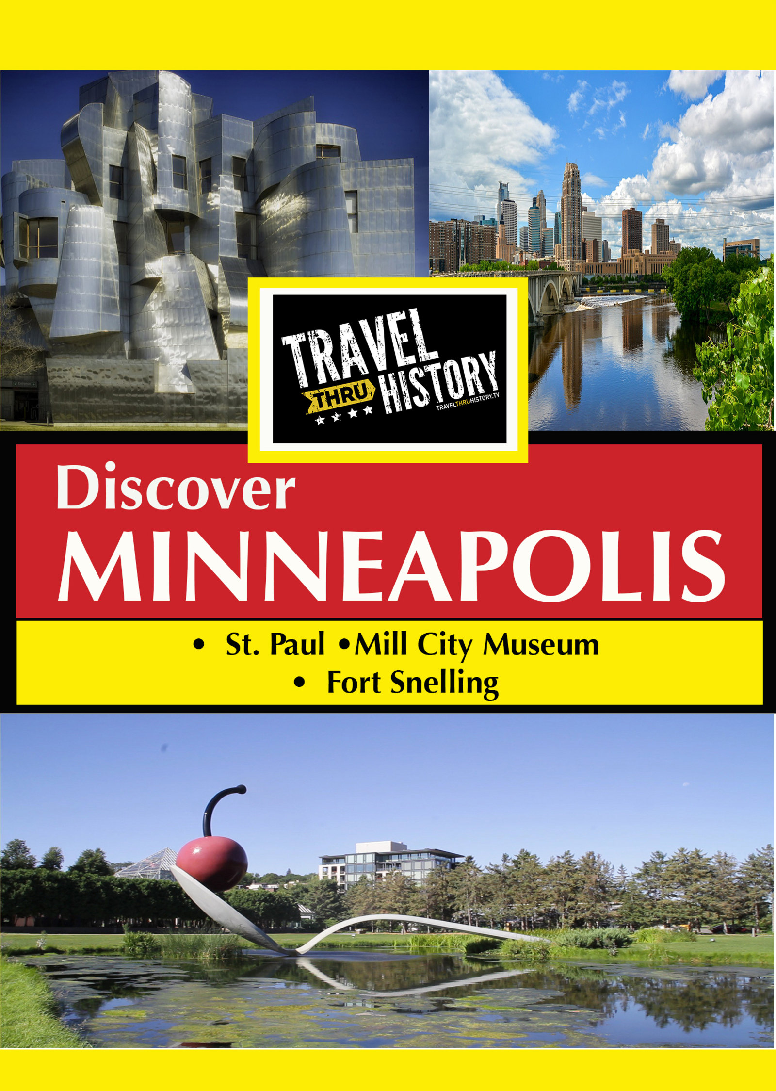 T8961 - Discover Minneapolis