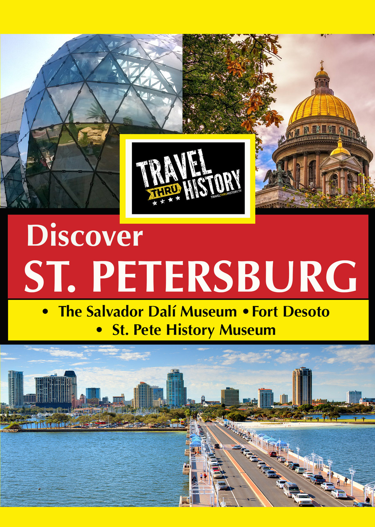 T8970 - Discover St. Petersburg