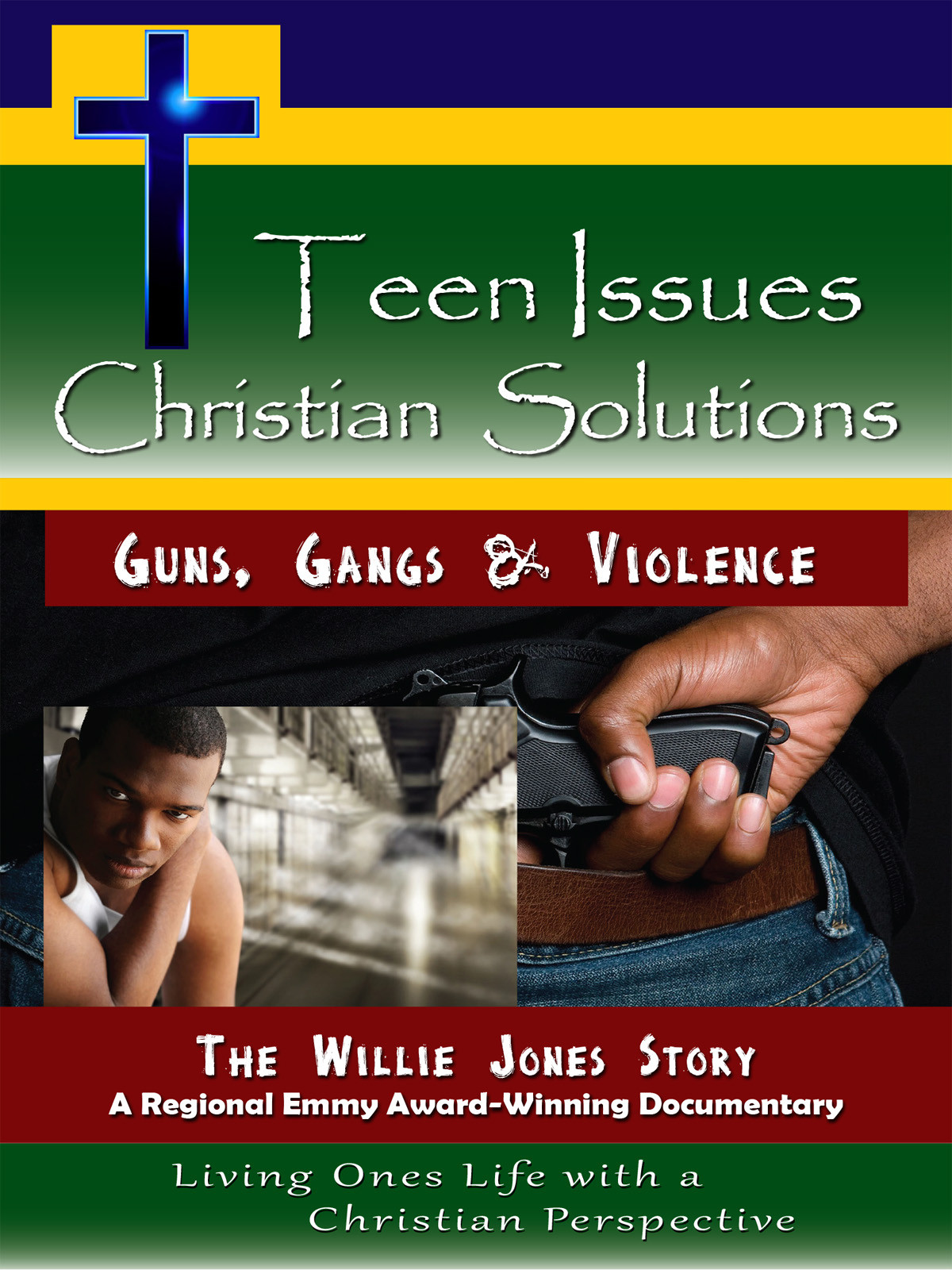 CH9992 - Guns, Gangs & Violence The Willie Jones Story