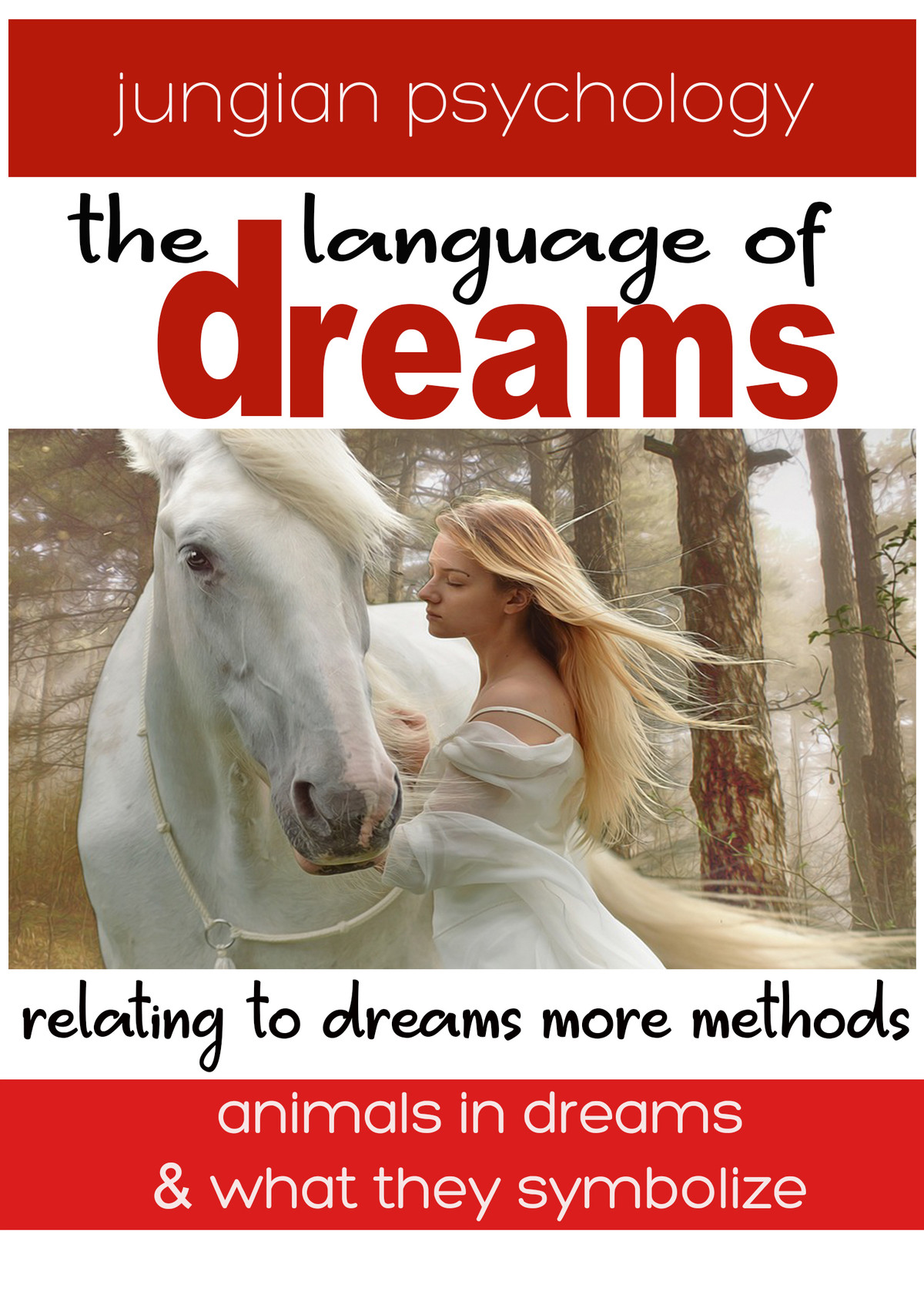 DR102 - Language Of Dreams Relating To Dreams - More Methods