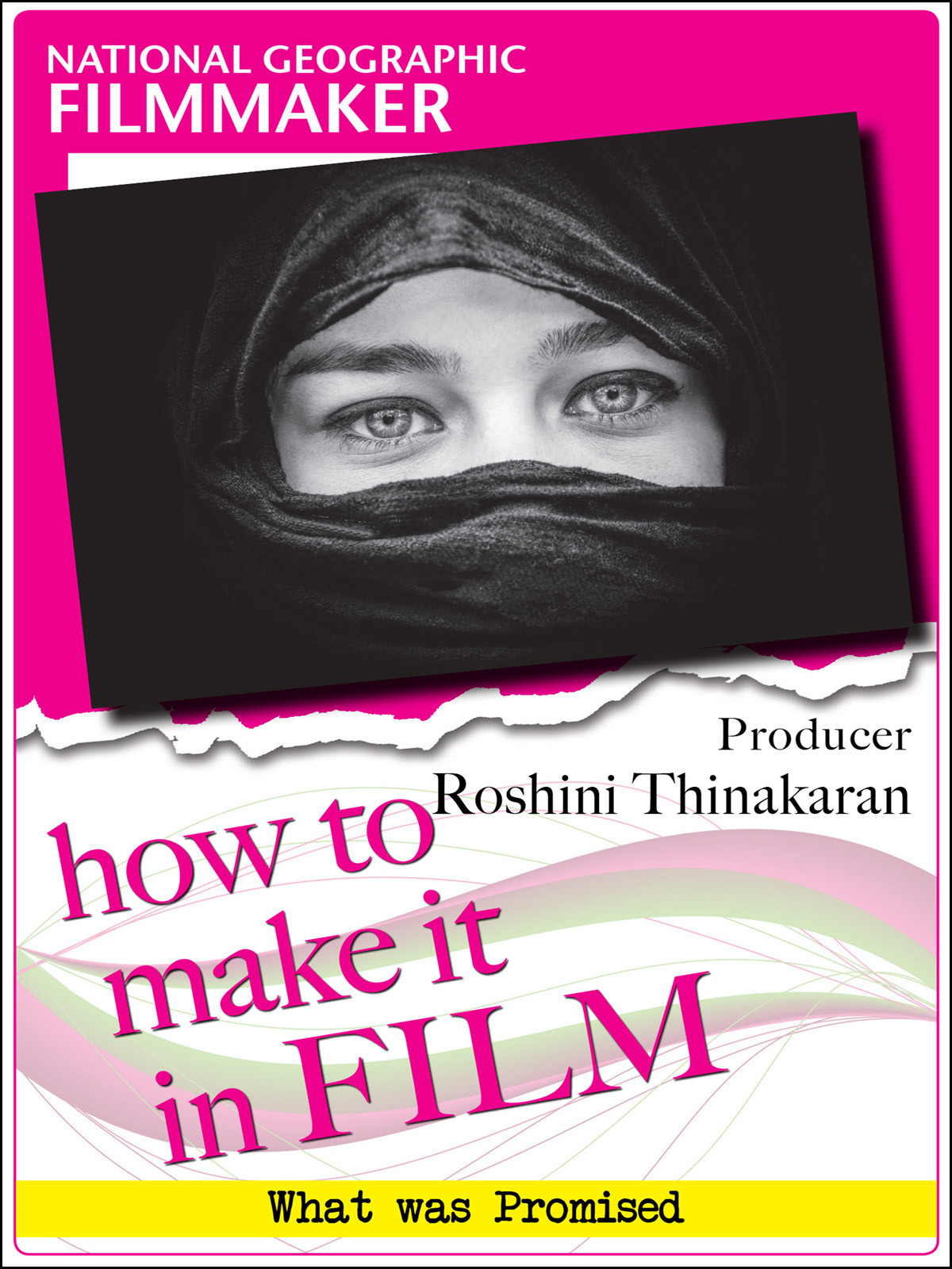 F2832 - National Geographic Filmmaker Producer Roshini Thinakaran