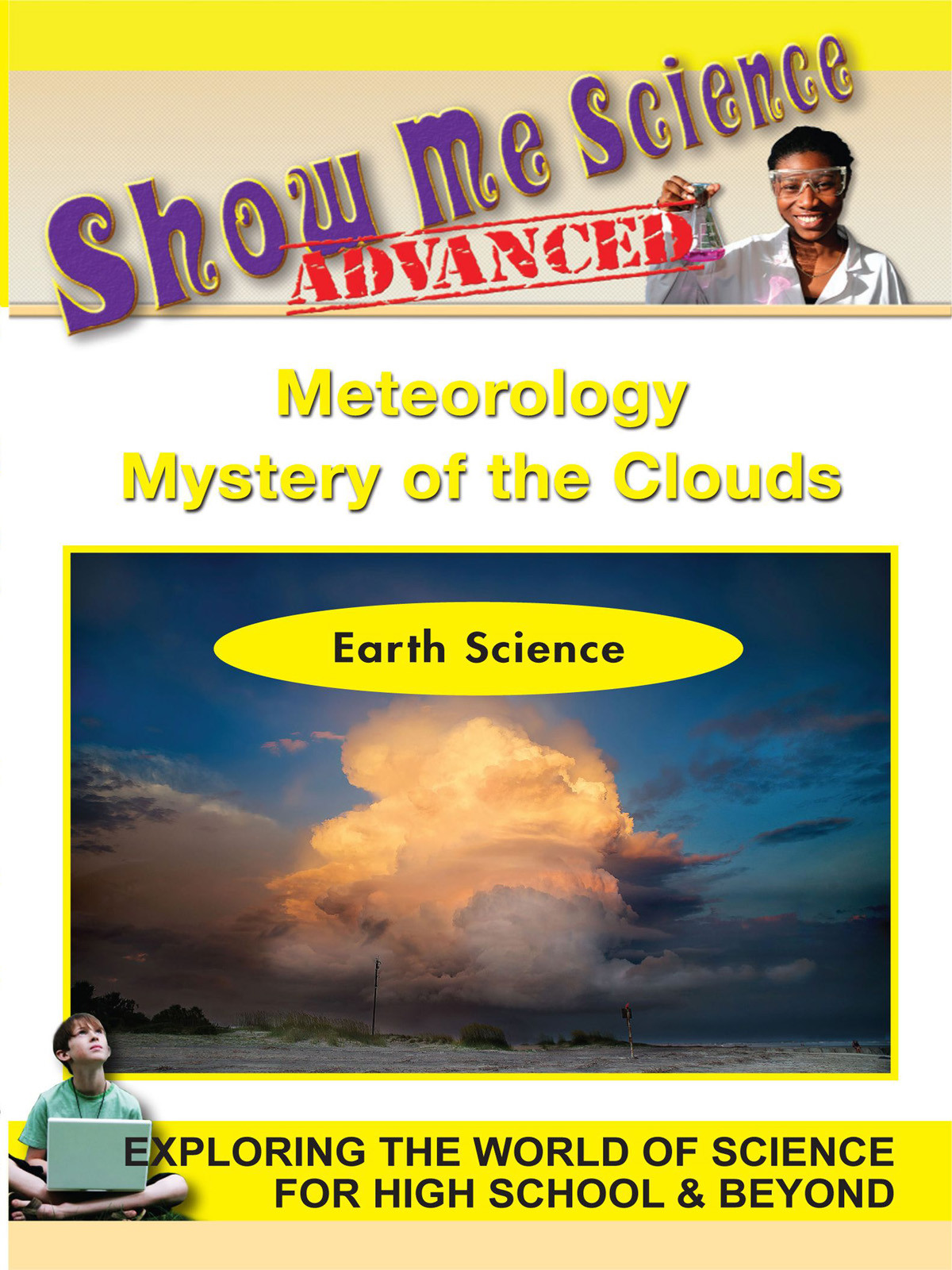 K4628 - Earth Science Meteorology Mystery of the Clouds