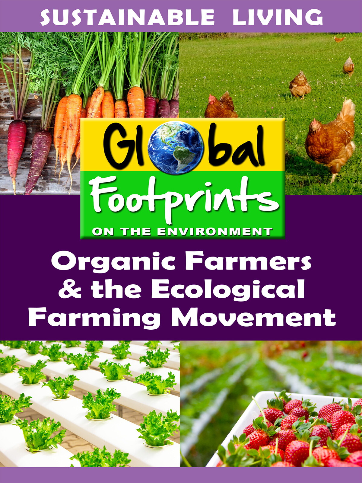 K4701 - Organic Farmers & The Ecological Farming Movement