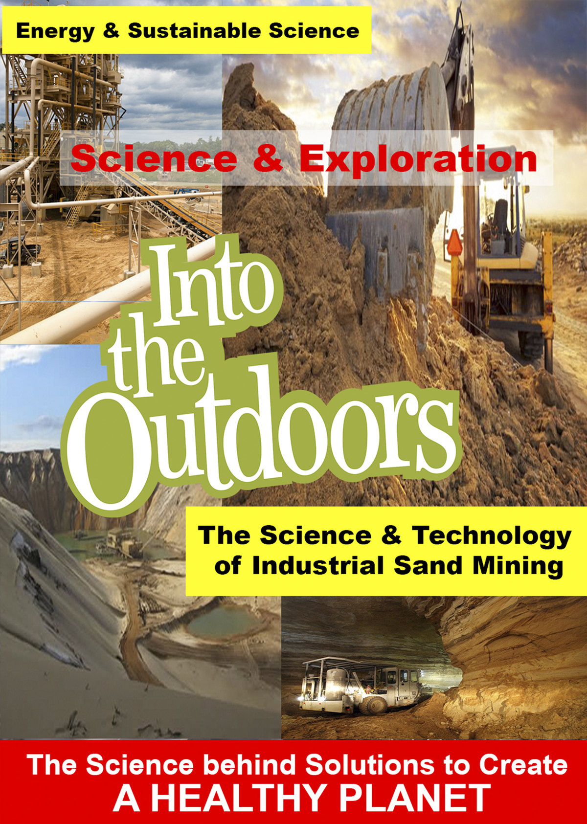 K4978 - The Science & Technology of Industrial Sand Mining