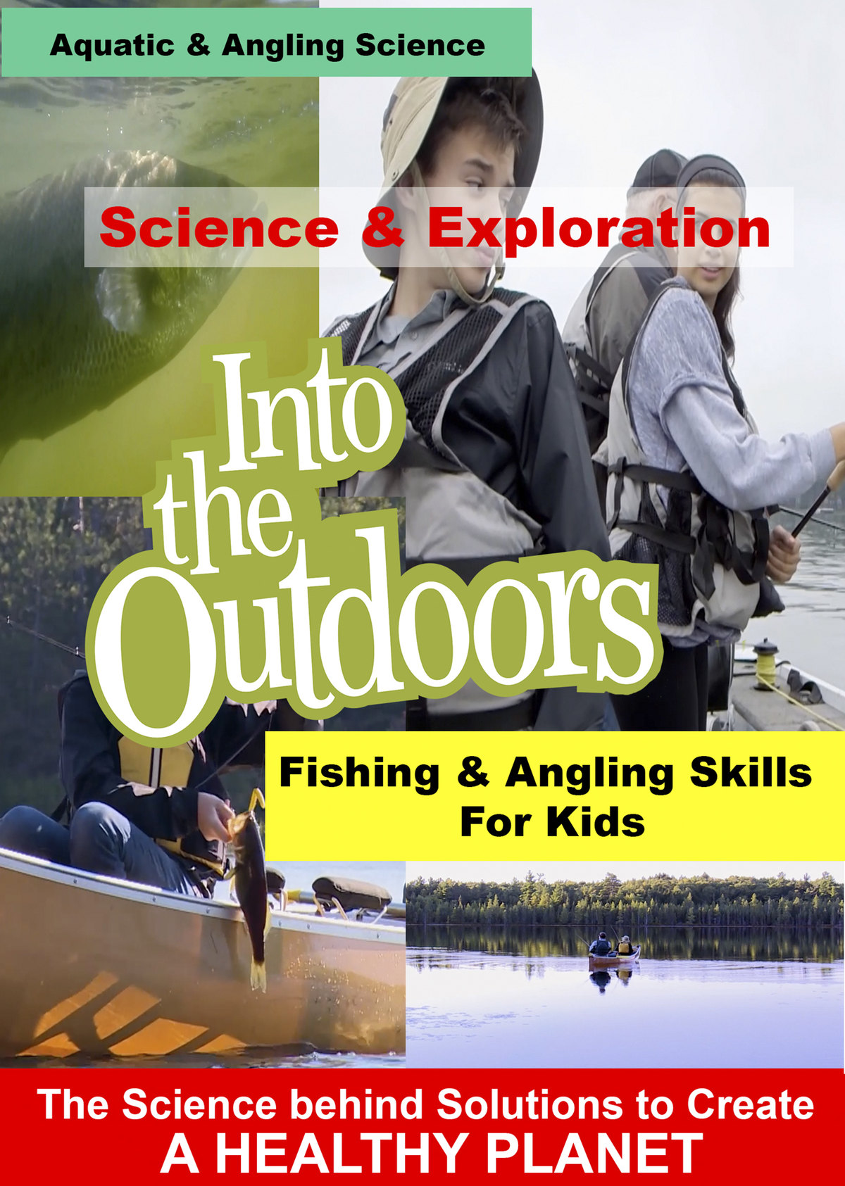 K5005 - Fishing & Angling Skills For Kids