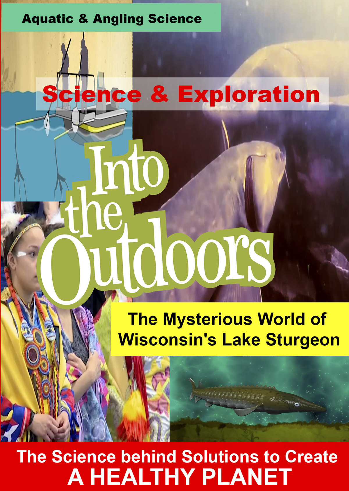 K5009 - The Mysterious World of Wisconsin's Lake Sturgeon