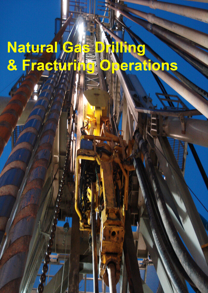 K5061 - Natural Gas Drilling & Fracturing Operations