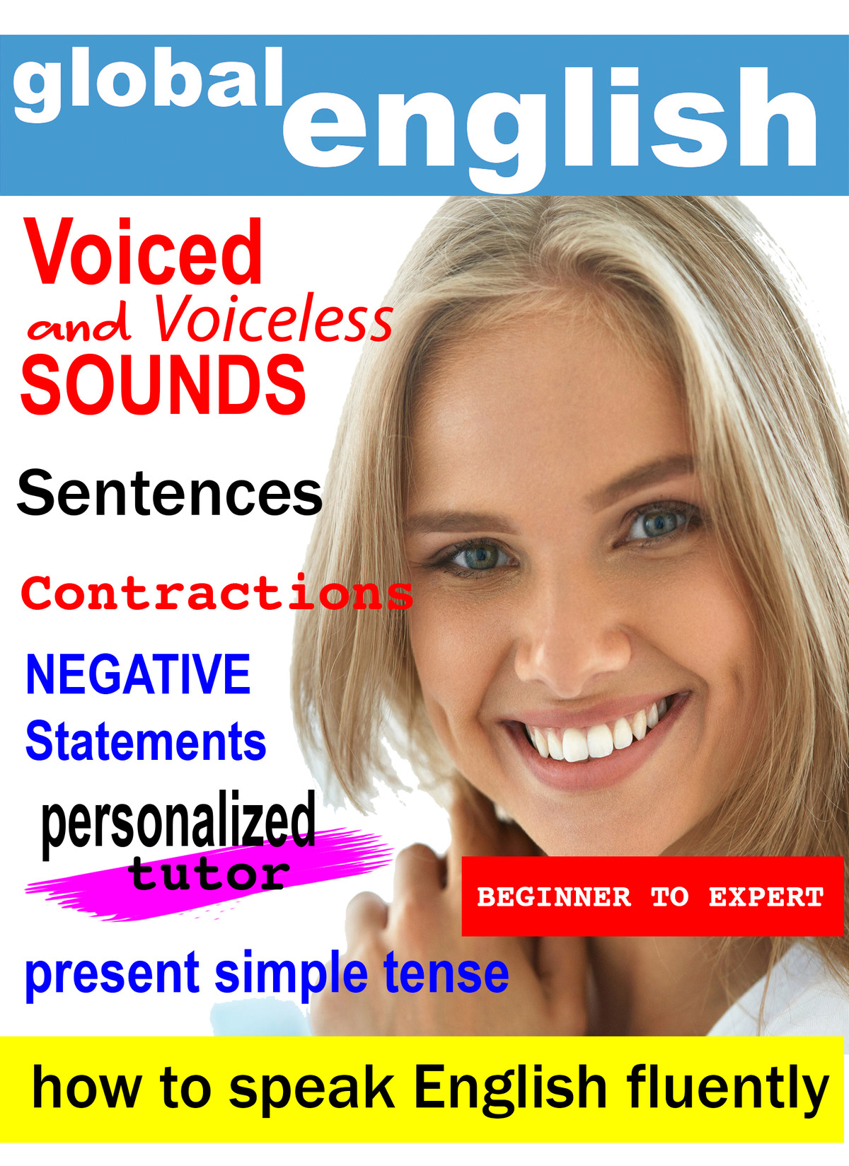 K7003 - Present Simple Tense Sentence Forms, Contractions, Pronunciation (Voiced and Voiceless Sounds), Words Endings