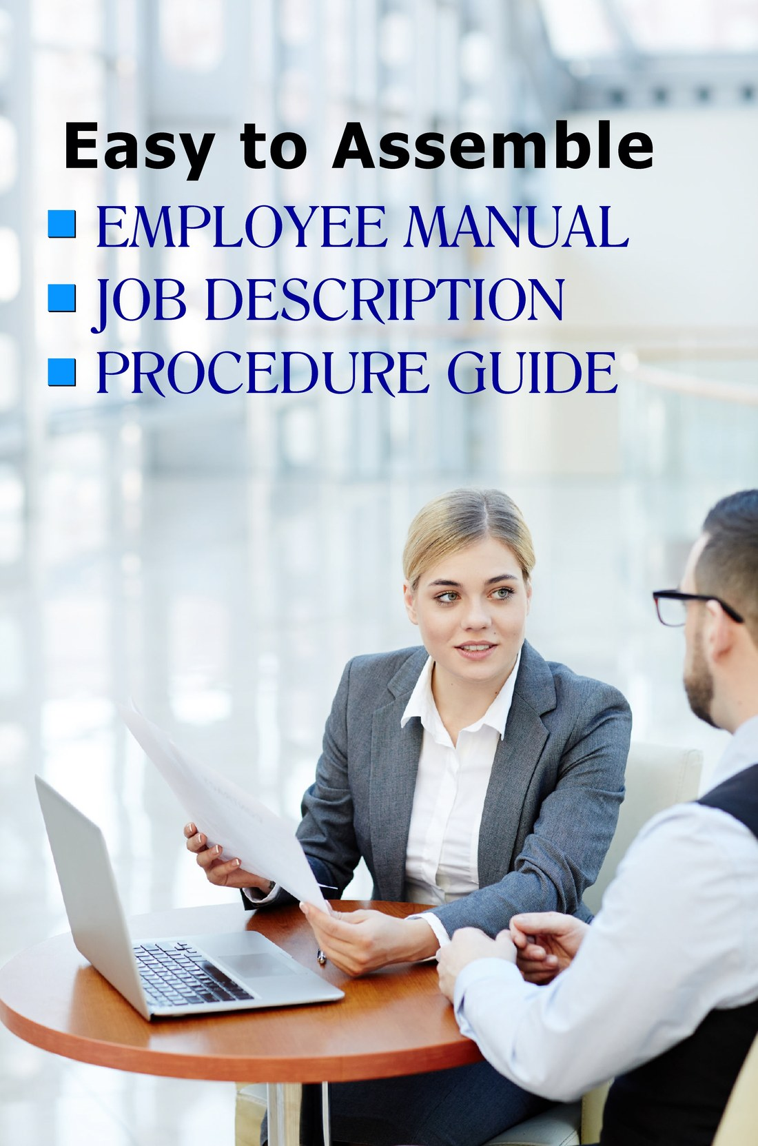 L7081 - How to Assemble an Employee Manual