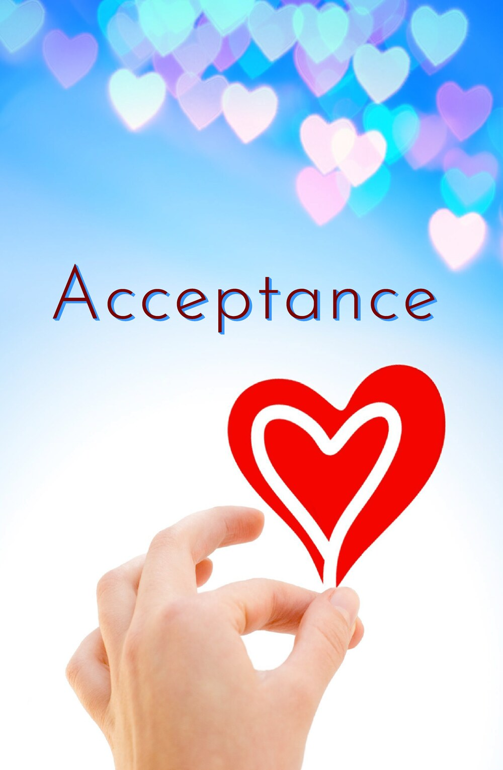 L7115 - Acceptance - Learn How to Expand Your Acceptance of Others