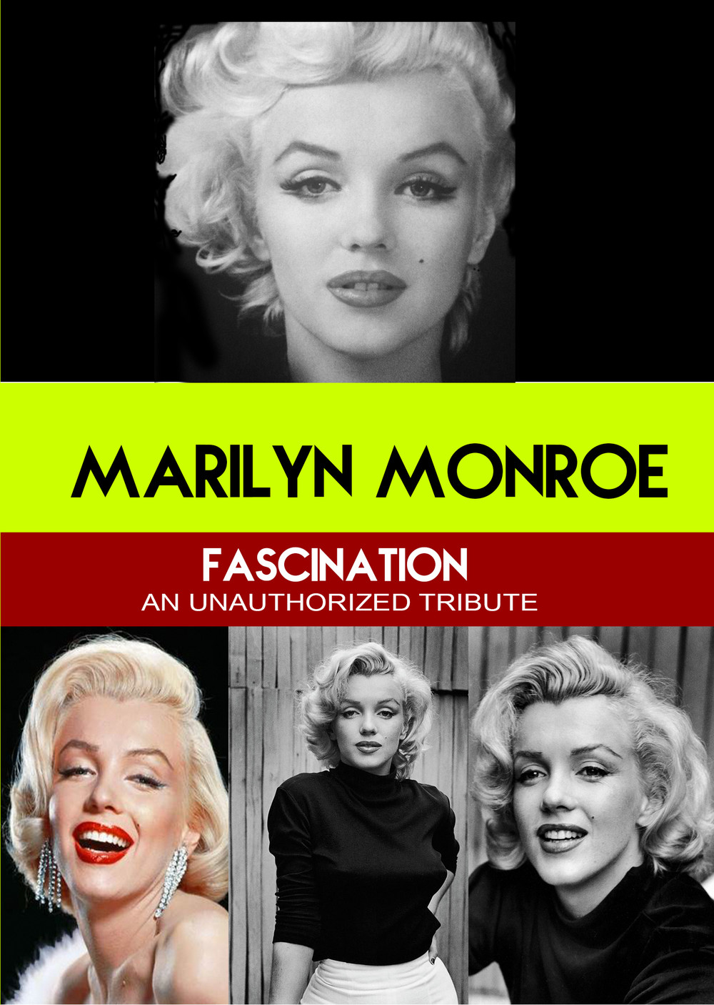 L7802 - Marilyn Monroe - Fascination An Unauthorized Tribute