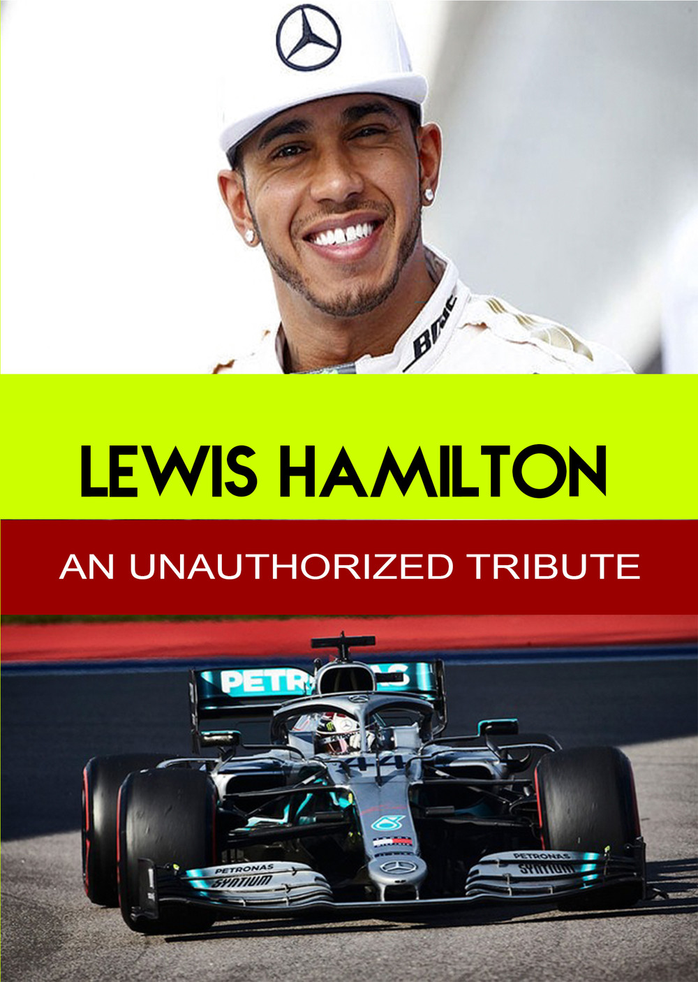 L7808 - Lewis Hamilton - An Unauthorized Story