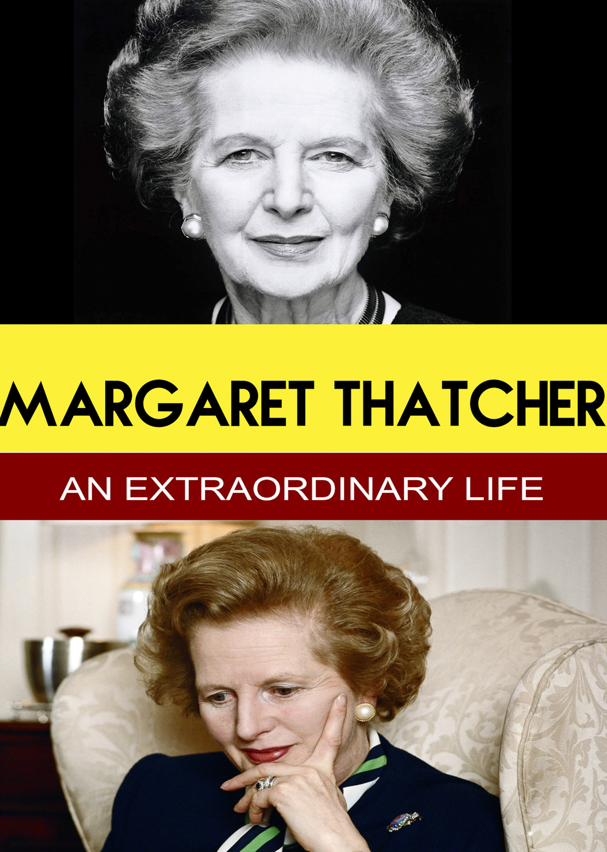 L7821 - Margaret Thatcher - This Lady's Not for Turning