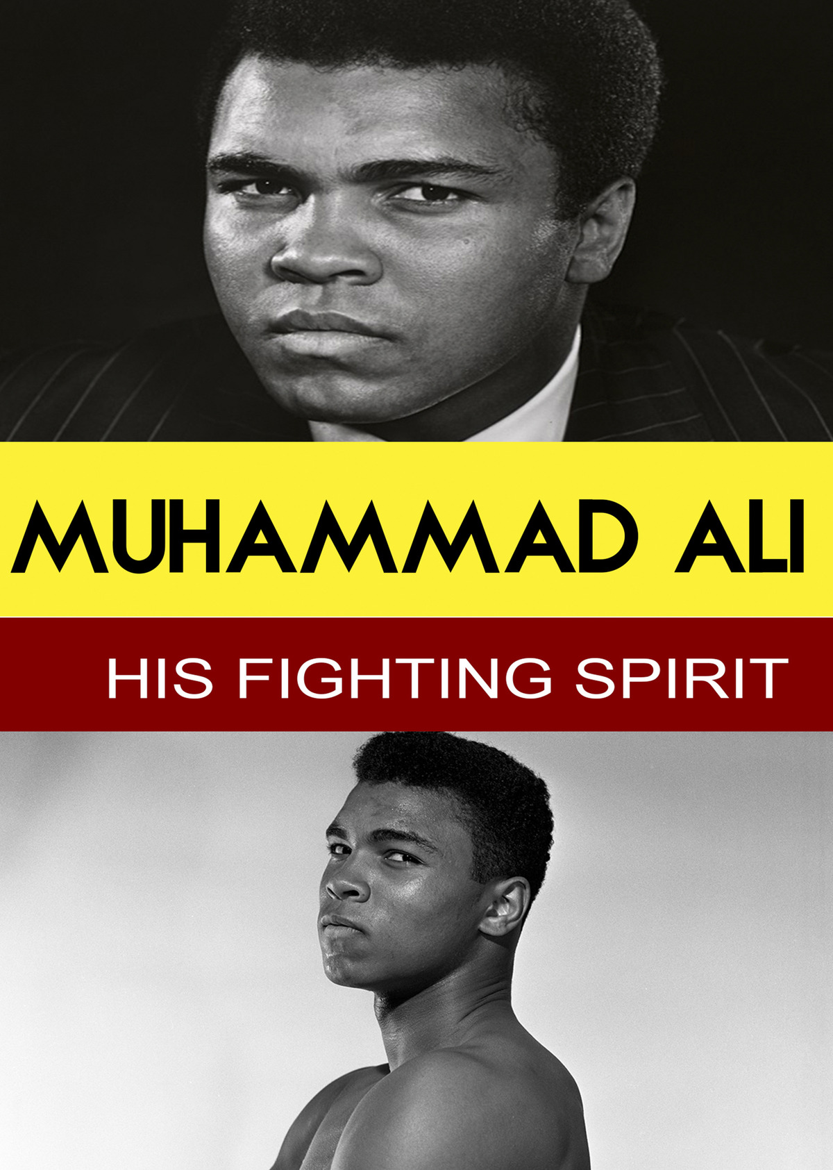 L7824 - Muhammad Ali - Fighting Spirit