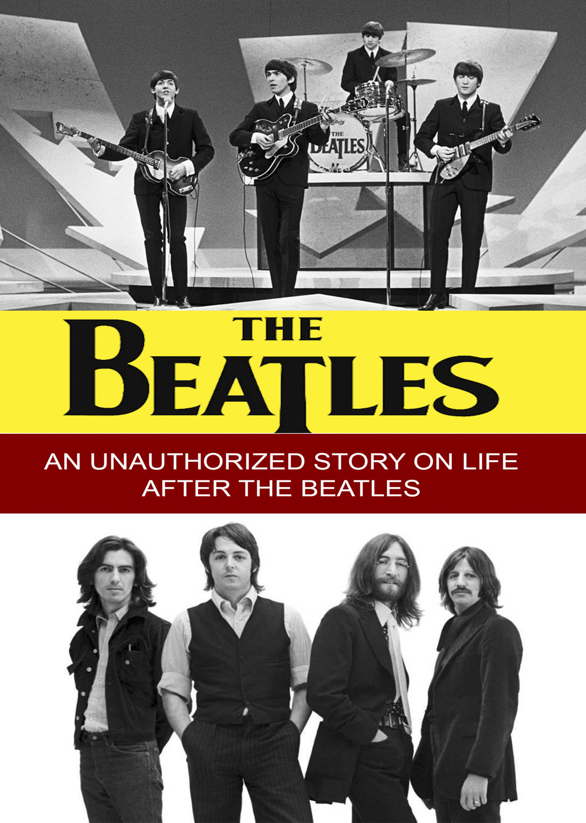 L7826 - The Beatles - An Unauthorized Story on Life after the Beatles
