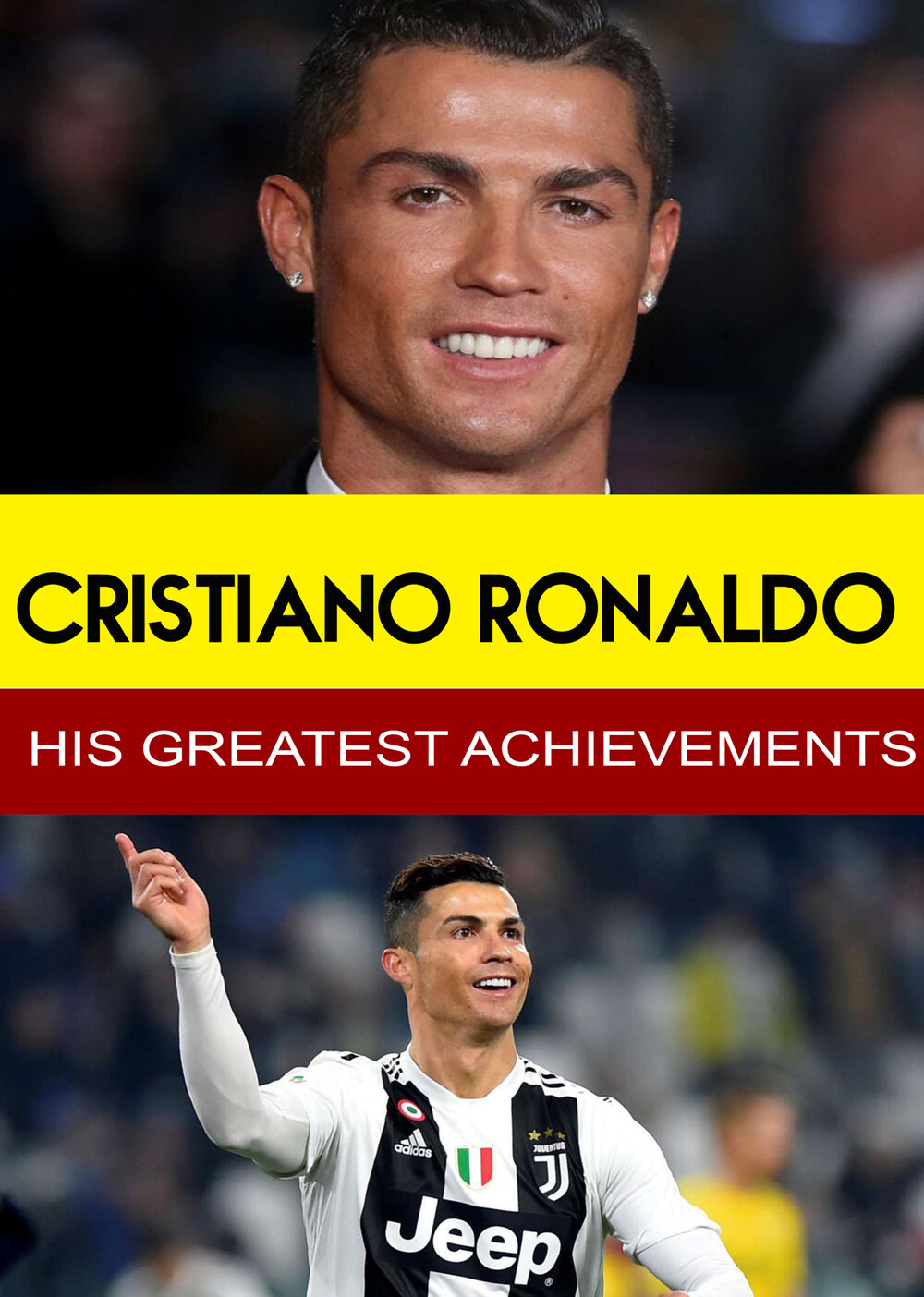 L7859 - Cristiano Ronaldo - His Greatest Achievements