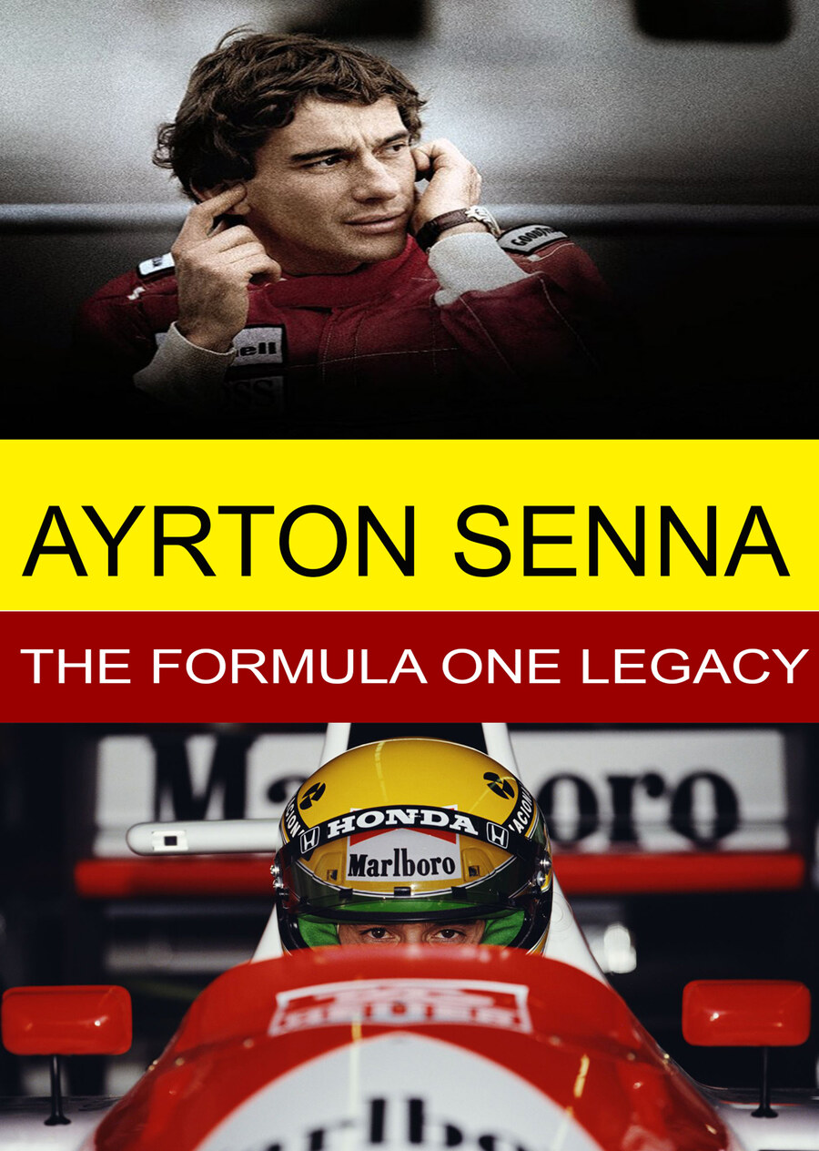 L7863 - Ayrton Senna - The Formula One Legacy