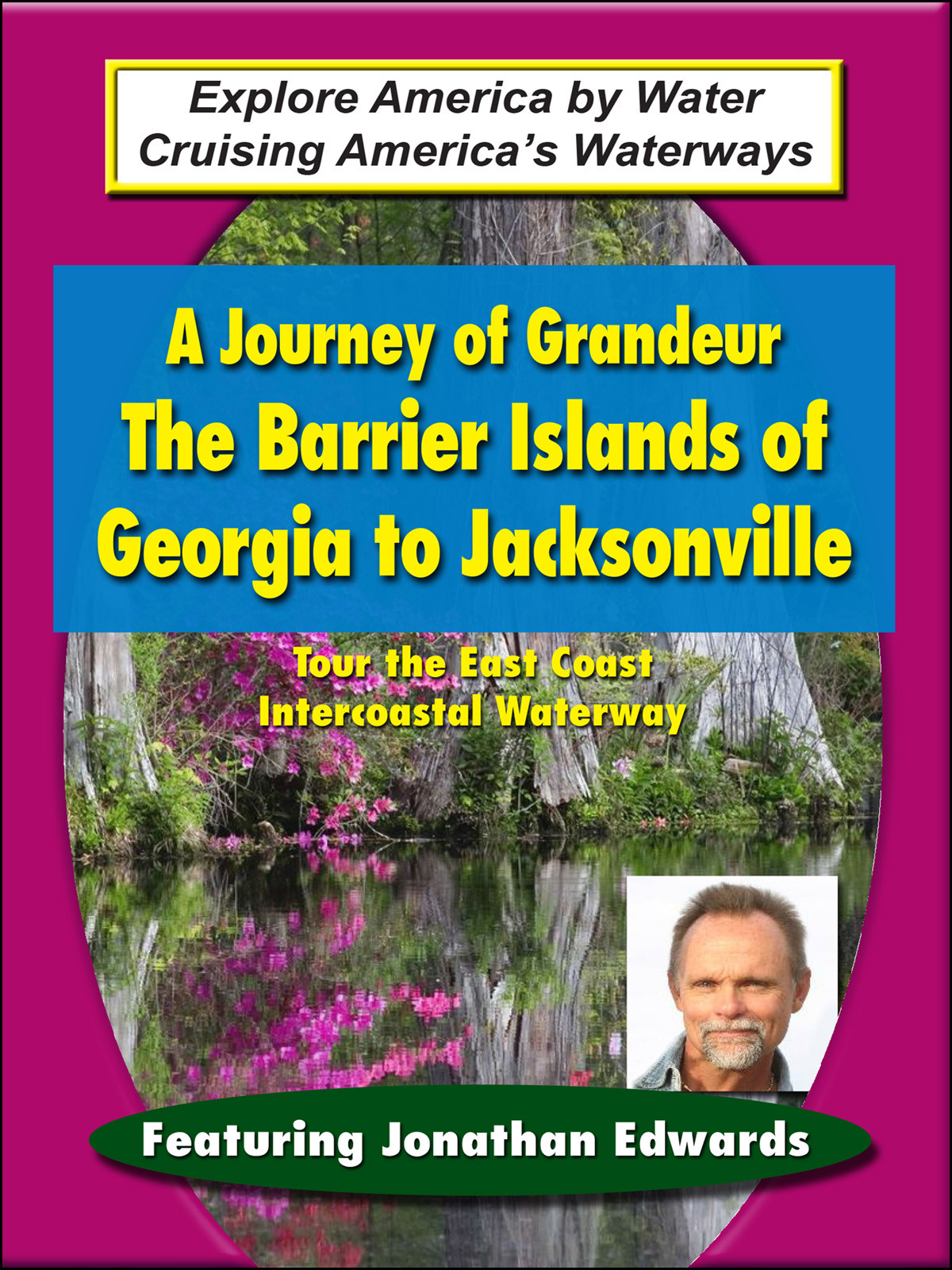 T8896 - A Journey of Grandeur The Barrier Island of Georgia to Jacksonville