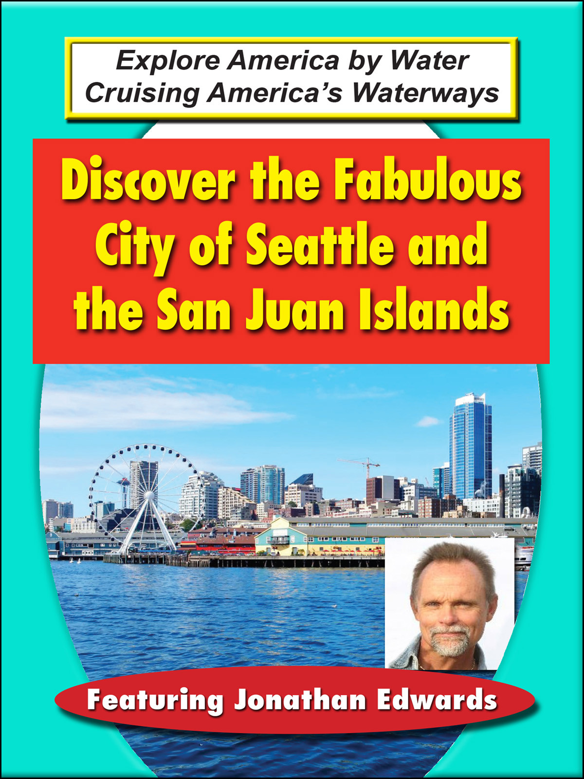 T8900 - Discover The Fabulous City of Seattle and the San Juan Islands