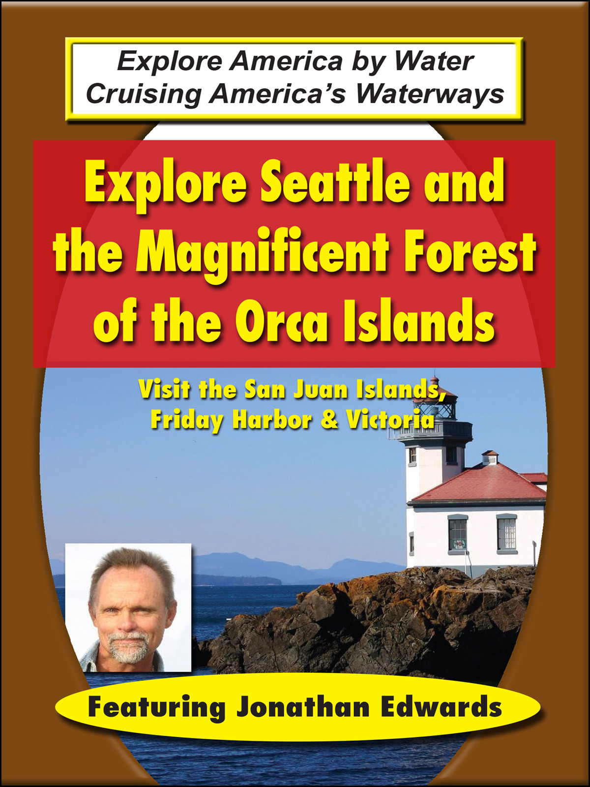 T8901 - Explore Seattle and the Magnificent Forest of the Orca Islands