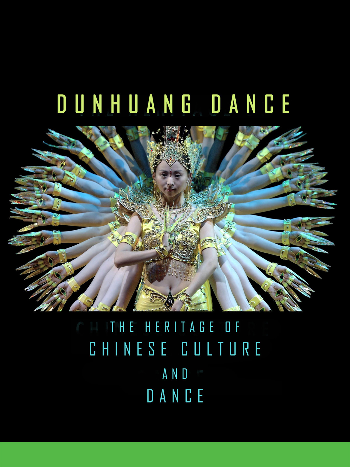 T8921 - The Heritage of Chinese Culture and Dance Classical Dance-Dunhuang