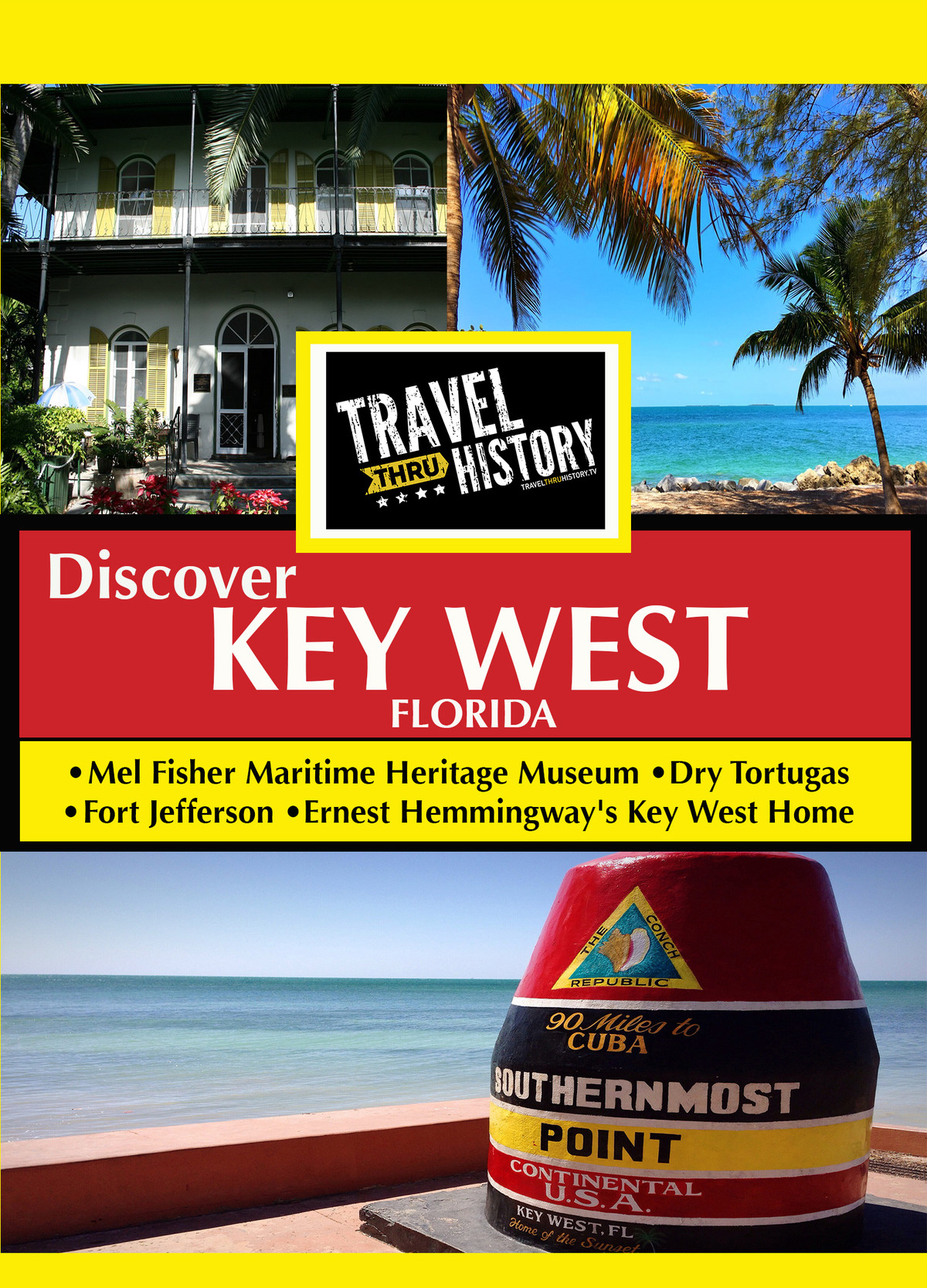 T8952 - Discover Key West Florida