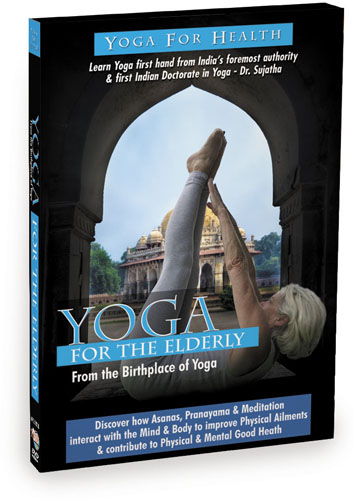 A7031 - Yoga For Health For the Elderly