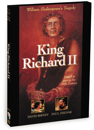 B001 - Shakespeare King Richard II