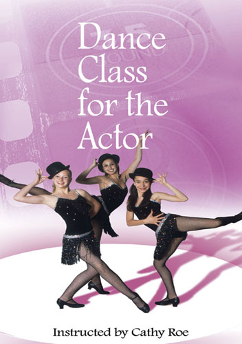 F1107 - Dance Class For Actors & Musical Theater With Cathy Roe - Full Stretch, Flexibility Exercises, Strength Training and Center Exercises in Jazz and Modern Dance