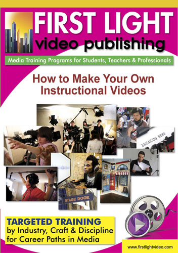 F1109 - How To Make Your Own Instructional Videos
