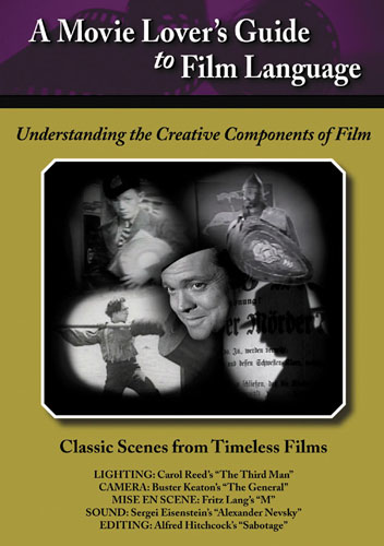 F1137 - Movie Lovers Guide to Film Language Classic Scenes From Timeless Films Understanding The Creative Components Of Film