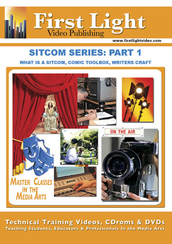 F1197 - Sitcom Series What is a Sitcom, Comic Toolbox, Writers Craft