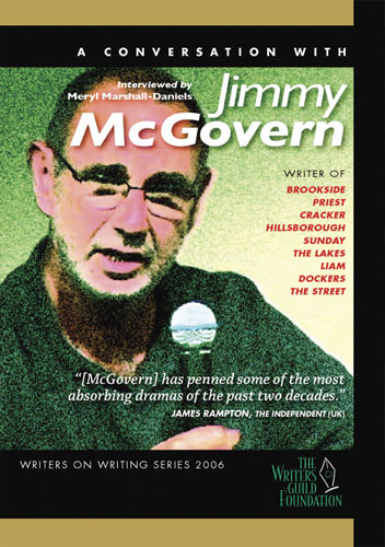 F2608 - Writers on Writing Jimmy Mcgovern