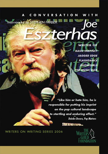 F2609 - Writers on Writing Joe Eszterhas