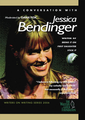 F2610 - Writers on Writing Jessica Bendinger