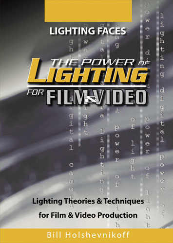 F2669 - Power Of Lighting For Film & Video Lighting Faces