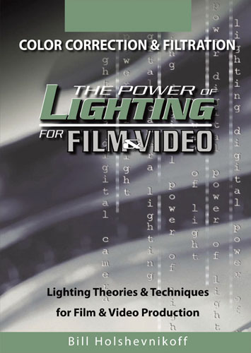 F2671 - Power Of Lighting For Film & Video Color Correction & Filtration