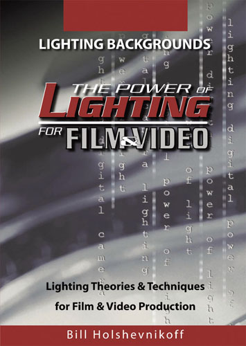 F2672 - Power Of Lighting For Film & Video Lighting Backgrounds