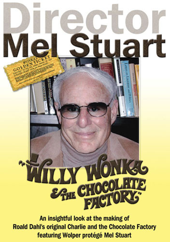 F2678 - Director Mel Stuart  Willy Wonka & The Chocolate Factory