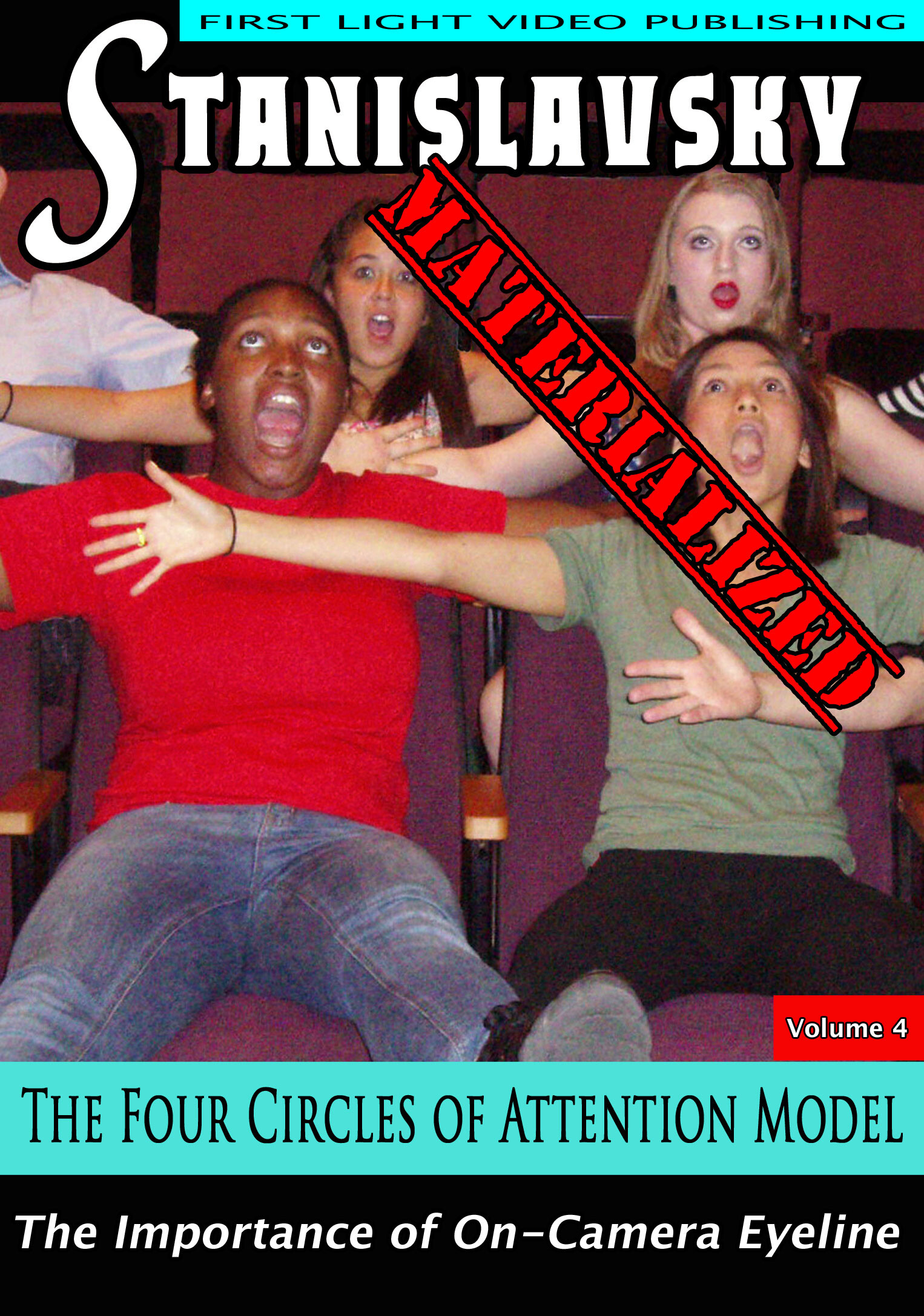 F2692 - The Four Circles of Attention Model