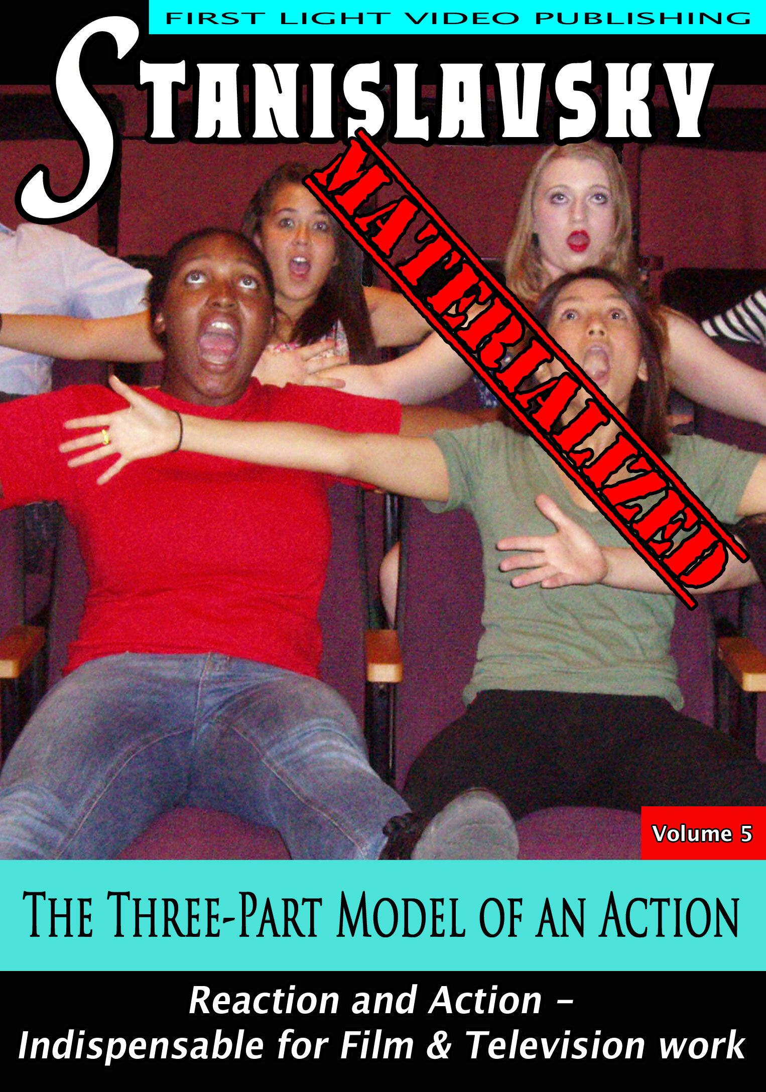 F2693 - The Three-Part Model of an Action