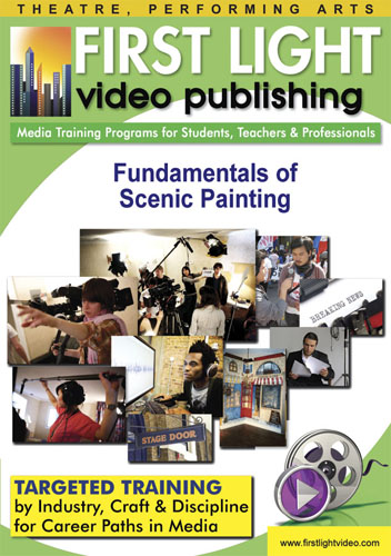 F612 - Fundamentals Of Scenic Painting