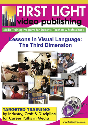 F749 - Lessons In Visual Language The Third Dimension