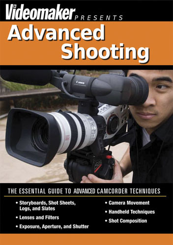 F810 - Video Production Advanced Shooting