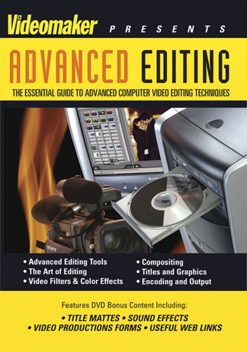 F812 - Video Production Advanced Editing