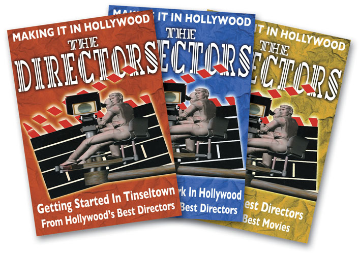 FDIRECTSET - Making It In Hollywood The Directors Series 3 Set Collection